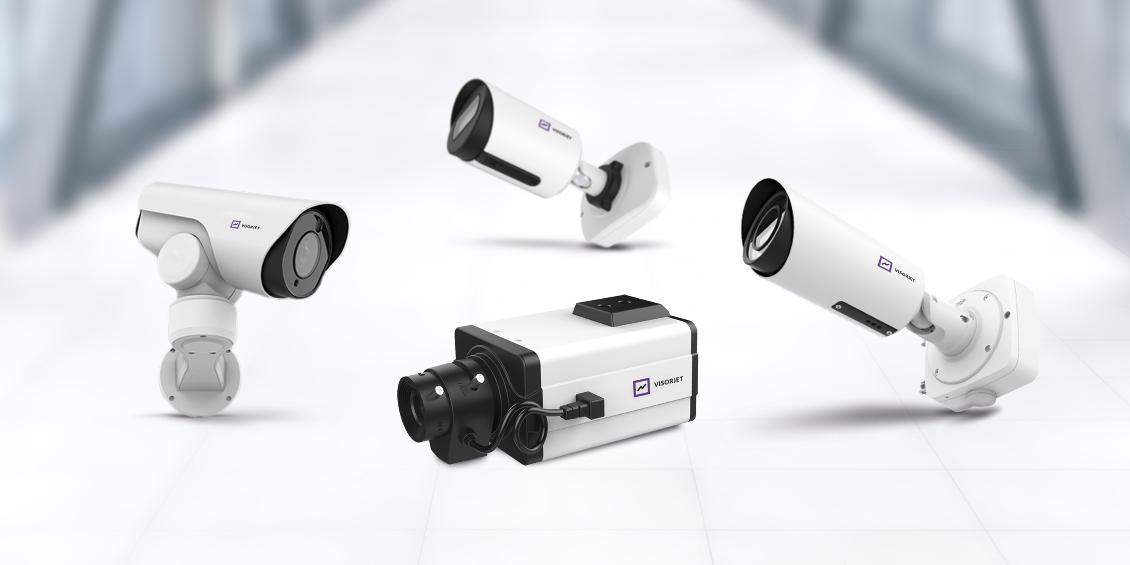 Компания ЭЛВИС-НеоТек разработала иуспешно вывела нарынок линейкуIP-камерVisorJet